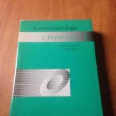 Libros de segunda mano: GASTROENTERÓLOGIA Y HEPATOLOGIA 1. Lote 142827684