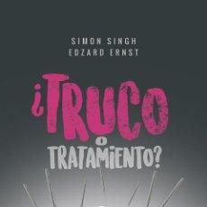 Libros de segunda mano: ¿TRUCO O TRATAMIENTO?.. Lote 143164109