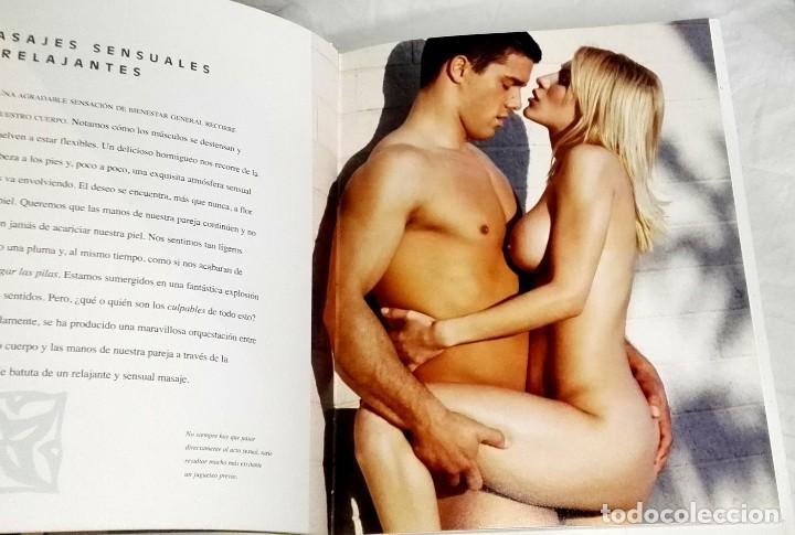Libros de segunda mano: Masaje Erótico, El Placer A Través De Los Sentidos; Marina Del Carmen - Libsa 2006 - Foto 5 - 143297282