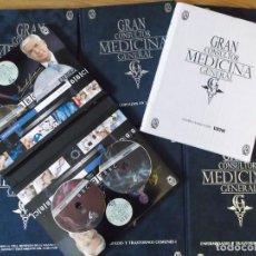 Libros de segunda mano: GRAN CONSULTOR DE MEDICINA GENERAL. EDICIONES ABANTERA. Lote 144281550