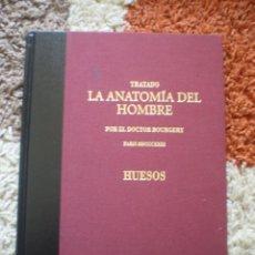 Libros de segunda mano: TRATADO ANATOMIA HOMBRE. DOCTOR BOURGERY PARIS 1831. FACSIMIL. HUESOS. Lote 144340902