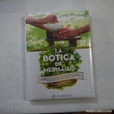 Libros de segunda mano: LA BOTICA DE MEDISALUD. CONSEJOS Y REMEDIOS NATURALES PARA TODA LA FAMILIA II. Lote 144498054