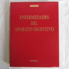 Libros de segunda mano: ENFERMEDADES DEL APARATO DIGESTIVO IDEPSA MEDICINE 1996 VARIOS AUTORES. Lote 144950854