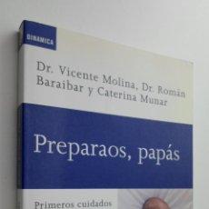 Libros de segunda mano - PREPARAOS PAPÁS - BARAIBAR, ROMÁN - 145077269