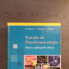 Libros de segunda mano: TRATADO DE PSICOFARMACOLOGÍA.. Lote 145452266