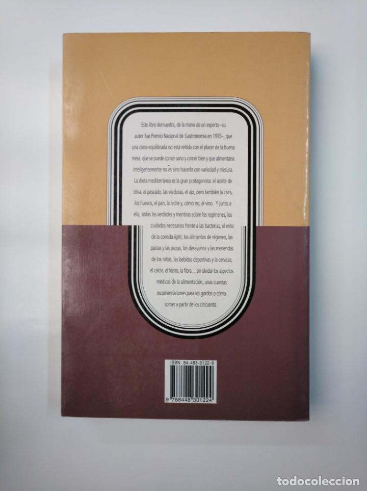 Libros de segunda mano: COMER, BEBER, VIVIR. - LLONA LARRAURI, JESÚS. tdk357 - Foto 2 - 145971894