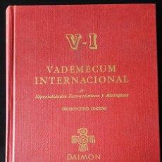 Libros de segunda mano: VADEMECUM INTERNACIONAL 1977 - NUEVO!!!!. Lote 146407302