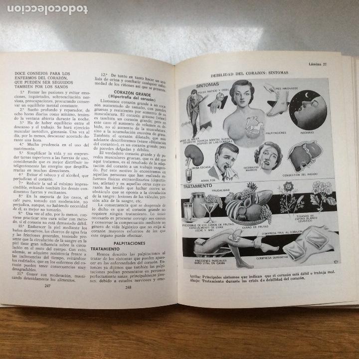 Libros de segunda mano: Guía médica del hogar Moderna medicina natural Dr. Vander Tomo II - Foto 3 - 150643689