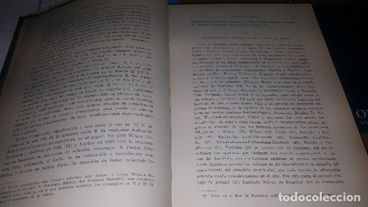 Libros de segunda mano: Archivos de cardiologia y hematologia 1933 - Foto 4 - 146683318