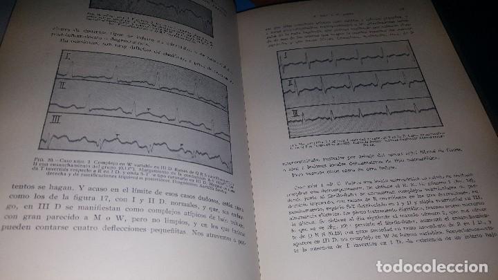 Libros de segunda mano: Archivos de cardiologia y hematologia 1933 - Foto 5 - 146683318