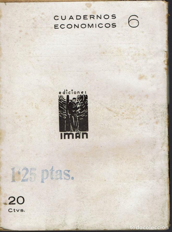 Libros de segunda mano: EL DUELO DE LOS SEXOS, DE ANDRE LORULOT. AÑO 1934. (5.2) - Foto 2 - 54652149