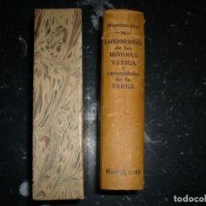 Libros de segunda mano: TODAS LAS ENFERMEDADES DE LOS RIÑONES,VEXIGA FRANCISCO DIAZ 1588 MADRID FACSIMIL . Lote 147786882