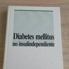 Libros de segunda mano: DIABETES MELLITUS NO INSULINODEPENDIENTE.L.F.PALLARDO SANCHEZ. Lote 147860370