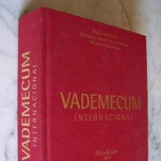 Libros de segunda mano: VADEMECUM INTERNACIONAL. MEDICAMENTOS. 50 EDICIÓN, 2009.. Lote 147904730