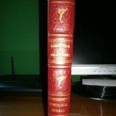 Libros de segunda mano: ELEMENTOS DE HISTOLOGÍA NORMAL Y DE TECNOLOGÍA MICROGRÁFICA - S. RAMÓN Y CAJAL Y J.F. TELLO Y MUÑOZ.. Lote 148721870