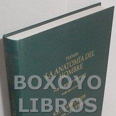 Libros de segunda mano: TRATADO LA ANATOMÍA DEL HOMBRE POR EL DOCTOR BOURGERY. ANATOMÍA DESCRIPTIVA Y FISIOLÓGICA. SNC.... Lote 148764418