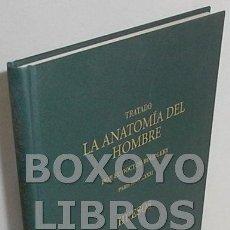 Libros de segunda mano: TRATADO LA ANATOMÍA DEL HOMBRE POR EL DOCTOR BOURGERY. ANATOMÍA DESCRIPTIVA Y FISIOLÓGICA. HUESOS. Lote 148764422