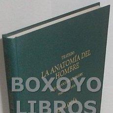 Libros de segunda mano: TRATADO LA ANATOMÍA DEL HOMBRE POR EL DOCTOR BOURGERY. MIOLOGÍA. REPR. ED. PARÍS EN 1831. Lote 148764430