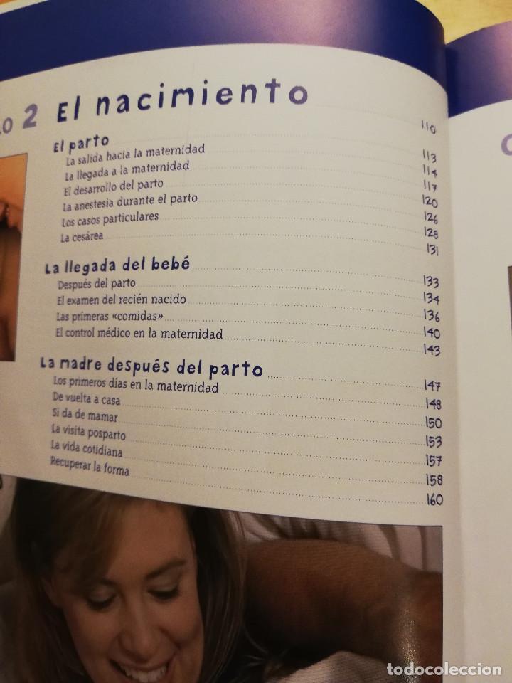 Libros de segunda mano: LAROUSSE BEBÉ. DEL EMBARAZO AL PRIMER AÑO DE VIDA (LAROUSSE) - Foto 4 - 148935786