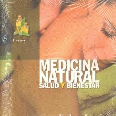 Gebrauchte Bücher - MEDICINA NATURAL.SALUD Y BIENESTAR. EL MASAJE. A-MEDNAT-311 - 149228858