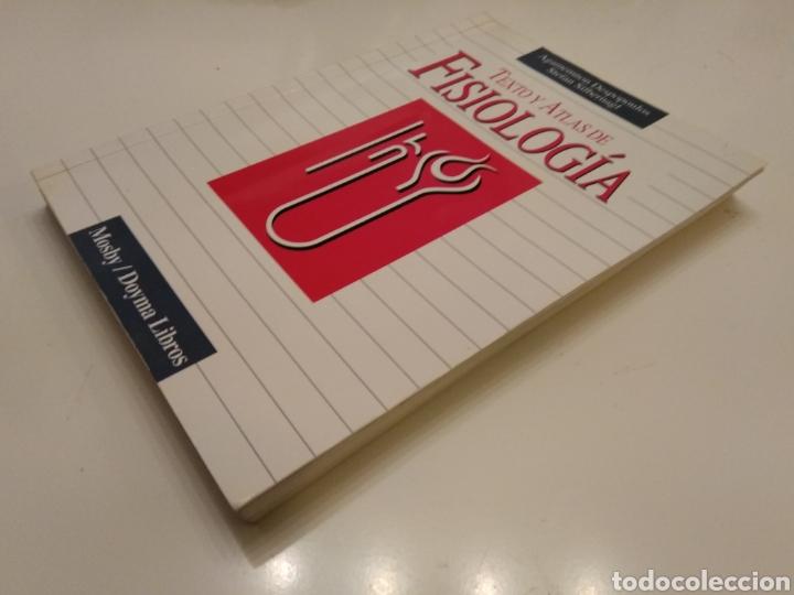 Libros de segunda mano: TEXTO Y ATLAS DE FISIOLOGÍA AGAMEMNON DESPOPOULOS STEFAN SILBERNAGL MOSBY DOYMA LIBROS 1996 - Foto 2 - 149544740