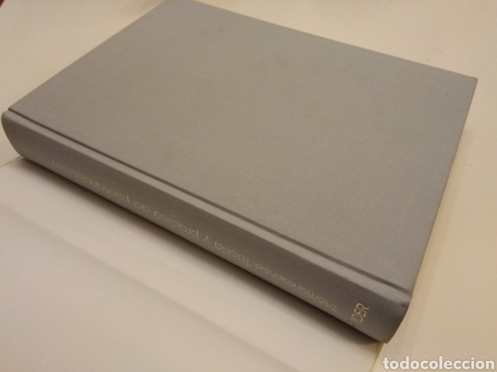 Libros de segunda mano: TEORIA Y PRACTICA DEL PSICOANÁLISIS I. FUNDAMENTOS HELMUT THOMA HORST KACHELE HERDER 1989 - Foto 4 - 149545105