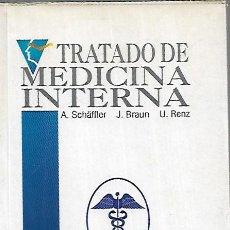 Livros em segunda mão: TRATADO DE MEDICINA INTERNA , GUIA DIAGNÓSTICA Y TERAPÉUTICA-. Lote 149661534