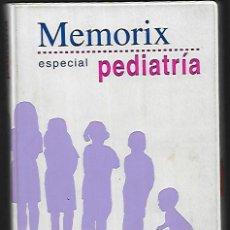 Livros em segunda mão: MEMORIX , ESPECIAL PEDIATRÍA. Lote 149663574