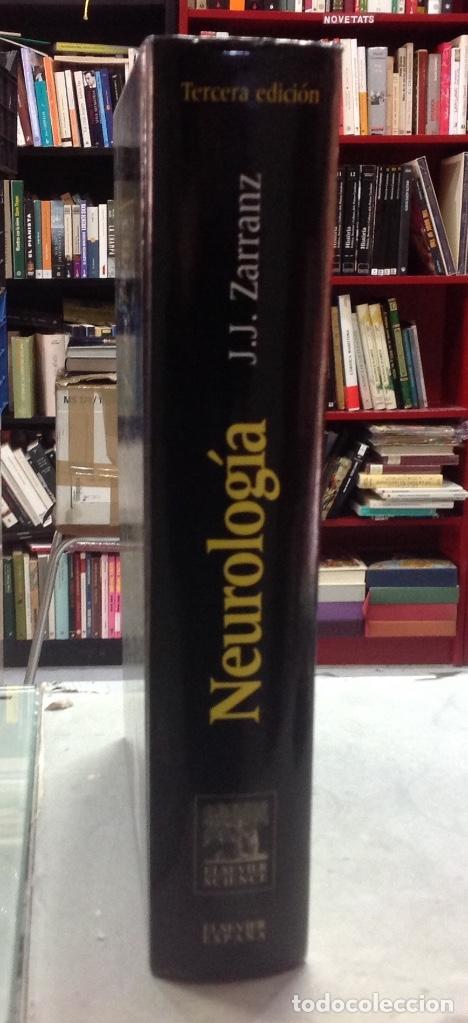 Libros de segunda mano: NEUROLOGIA, JUAN. J. ZARRANZ, EDITORIAL ELSEIVER, 2004, 21X29cm 974 PAGINAS - Foto 3 - 149841538