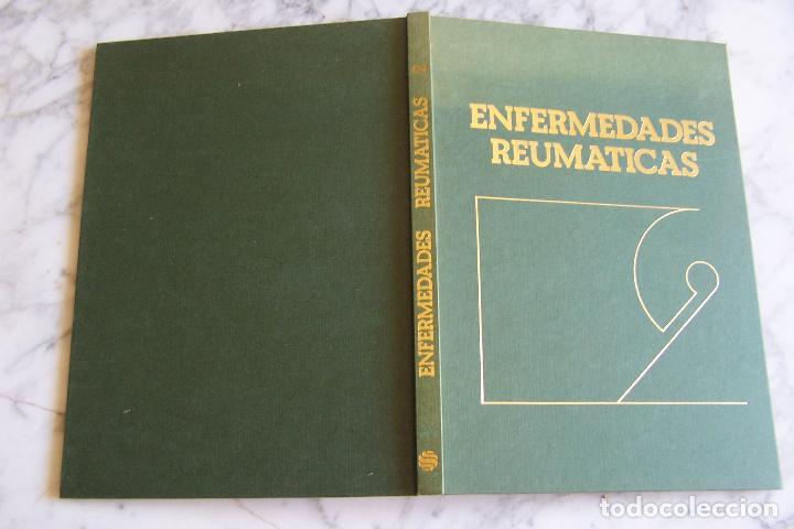 ENFERMEDADES REUMÁTICAS 2. SYNTEX IBÉRICA, 1980. (Libros de Segunda Mano - Ciencias, Manuales y Oficios - Medicina, Farmacia y Salud)