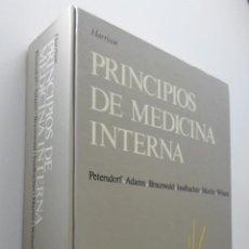Libros de segunda mano: PRINCIPIOS DE MEDICINA INTERNA I - HARRISON. Lote 150776253