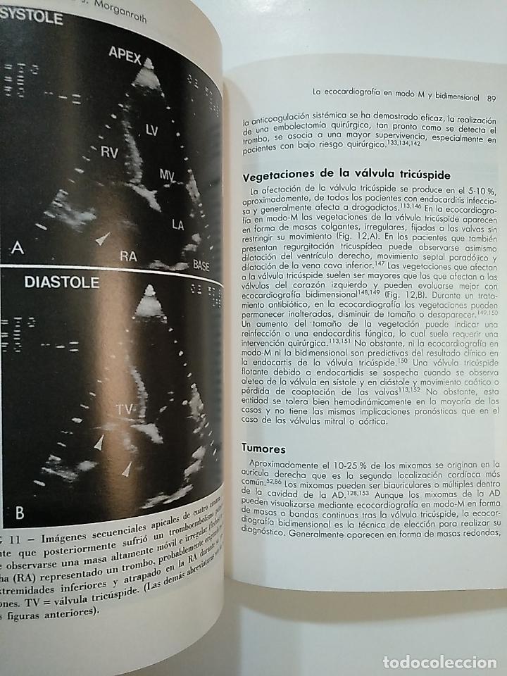 Libros de segunda mano: NUEVOS CONCEPTOS EN TÉCNICAS DE IMAGEN EN CARDIOLOGÍA 1987. GERALD M. POHOST. TDK364 - Foto 2 - 151213686