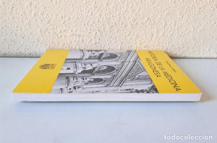 Libros de segunda mano: HISTORIA DE LA MEDICINA ARAGONESA / SANTIAGO LORÉN / LIBRERIA GENERAL 1979 - Foto 3 - 151526410