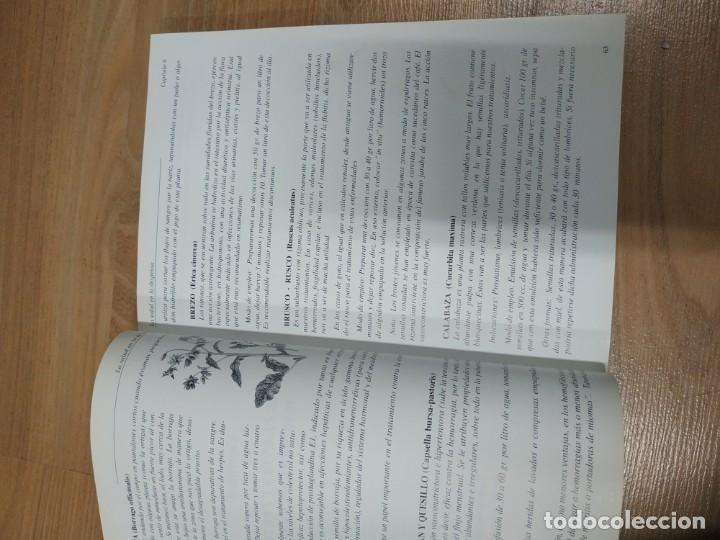 Libros de segunda mano: LA SALUD EN LA DESPENSA, Remedios caseros para reforzar la energía curativa de nuestro organismo, - Foto 5 - 152157374