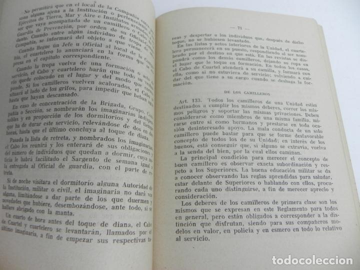 Libros de segunda mano: CRUZ ROJA ESPAÑOLA (DISPOSICIONES REGLAMENTARIAS.....) MADRID -1951 - Foto 3 - 152401194
