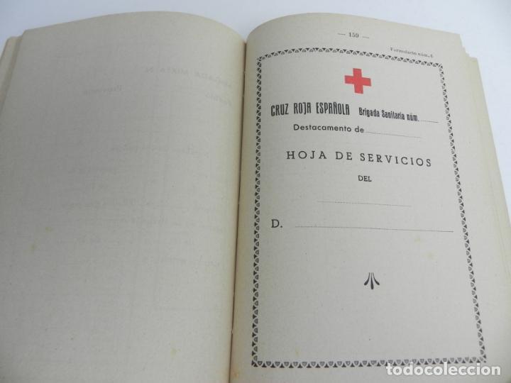 Libros de segunda mano: CRUZ ROJA ESPAÑOLA (DISPOSICIONES REGLAMENTARIAS.....) MADRID -1951 - Foto 4 - 152401194