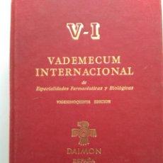 Libros de segunda mano - VADEMECUM INTERNACIONAL - 152925153