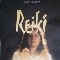 Libros de segunda mano: REIKI LA MARAVILLOSA ENERGIA DEL UNIVERSO JACK LAWSON OBELISCO 1 EDICION 1995. Lote 153271458