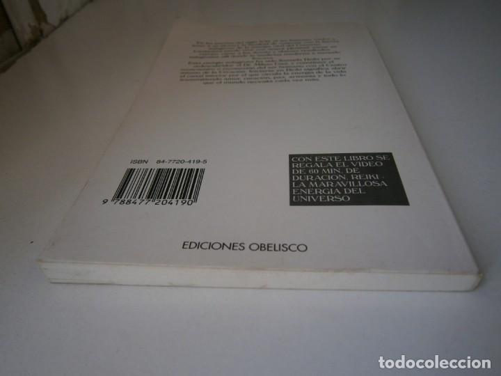 Libros de segunda mano: REIKI LA MARAVILLOSA ENERGIA DEL UNIVERSO Jack Lawson Obelisco 1 edicion 1995 - Foto 6 - 153271458