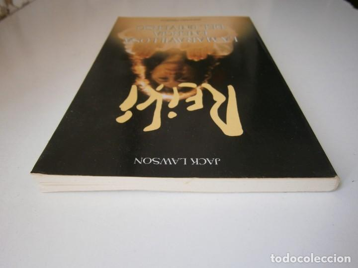 Libros de segunda mano: REIKI LA MARAVILLOSA ENERGIA DEL UNIVERSO Jack Lawson Obelisco 1 edicion 1995 - Foto 7 - 153271458
