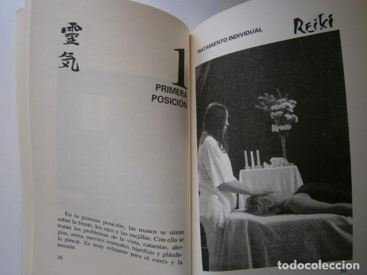 Libros de segunda mano: REIKI LA MARAVILLOSA ENERGIA DEL UNIVERSO Jack Lawson Obelisco 1 edicion 1995 - Foto 12 - 153271458