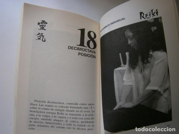 Libros de segunda mano: REIKI LA MARAVILLOSA ENERGIA DEL UNIVERSO Jack Lawson Obelisco 1 edicion 1995 - Foto 16 - 153271458