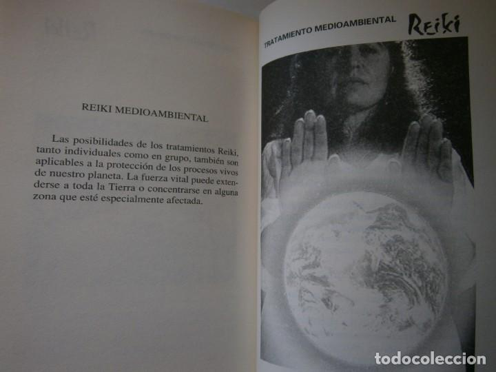 Libros de segunda mano: REIKI LA MARAVILLOSA ENERGIA DEL UNIVERSO Jack Lawson Obelisco 1 edicion 1995 - Foto 19 - 153271458