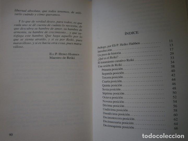 Libros de segunda mano: REIKI LA MARAVILLOSA ENERGIA DEL UNIVERSO Jack Lawson Obelisco 1 edicion 1995 - Foto 20 - 153271458