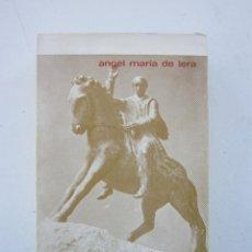 Livres d'occasion: ÁNGEL MARÍA DE LERA. POR LOS CAMINOS DE LA MEDICINA RURAL. 1ª ED. SALAMANCA, 1966. Lote 153475506