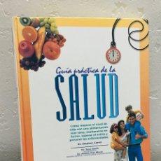 Libros de segunda mano: LIBRO - GUÍA PRÁCTICA DE LA SALUD. Lote 54738343