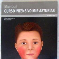Libros de segunda mano: DERMATOLOGÍA - MANUAL CURSO INTENSIVO MIR ASTURIAS 2012 - VER INDICE Y DESCRIPCIÓN. Lote 154382514