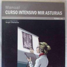 Libros de segunda mano: RADIOLOGÍA - MANUAL CURSO INTENSIVO MIR ASTURIAS 2012 - VER INDICE. Lote 154424390