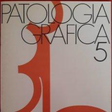 Libros de segunda mano: FASCÍCULO N°5 PATOLOGÍA GRÁFICA PIELONEFRITIS 1977. Lote 154576518