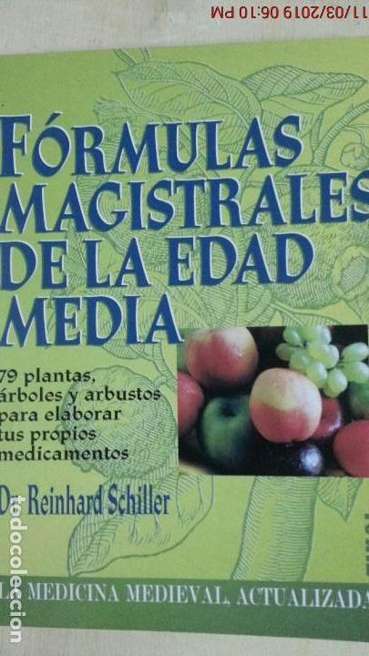 LA MEDICINA MEDIEVAL ACTUALIZADA - DR. REINHARD SCHILLER - PATTLOCH VERLAG - TIKAL ED. (Libros de Segunda Mano - Ciencias, Manuales y Oficios - Medicina, Farmacia y Salud)